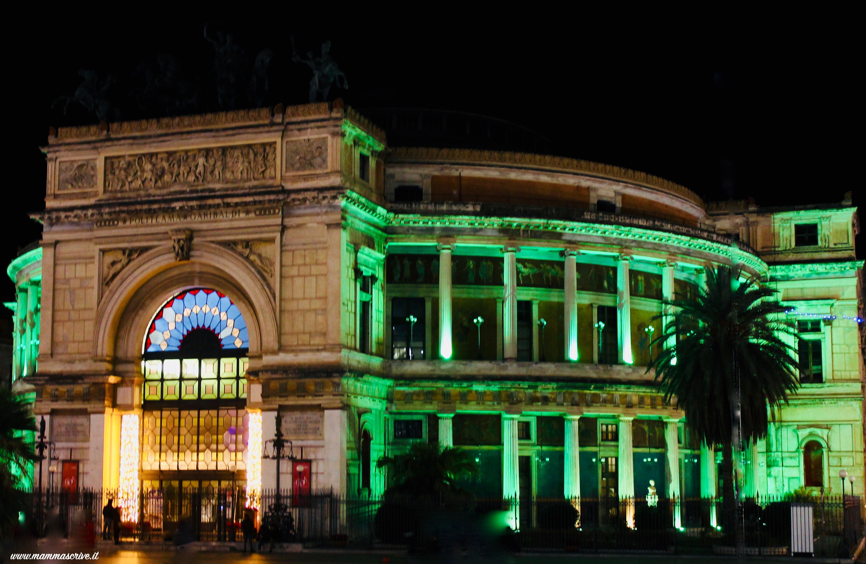 Illuminazione Teatro Politeama